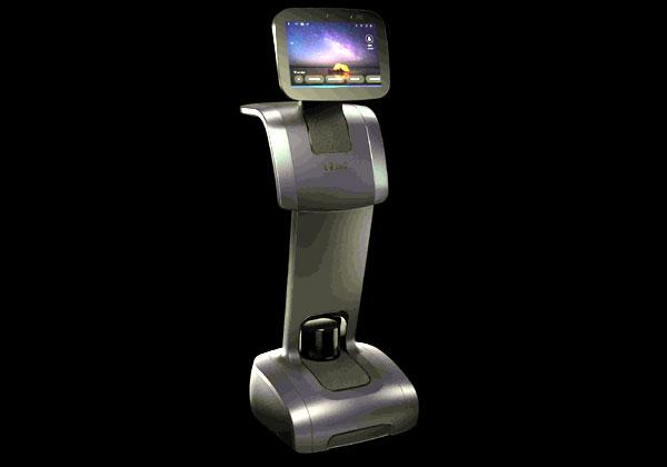 """הרובוט טמי. צילום: יח""""צ"""