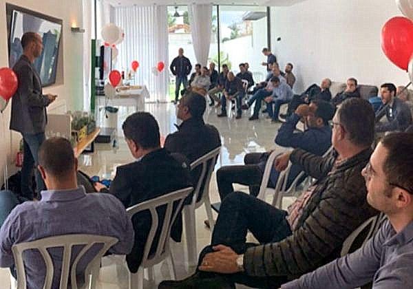 """רמי קורן, מנהל השותפים העסקיים של נוטניקס ישראל, חושף את ההזדמנויות העסקיות הגלומות בשילוב נוטניקס ולנובו. צילום: יח""""צ"""