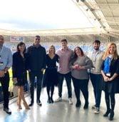 לא רק כדורגל: מפגש חדשנות לקומוולט,ווי אנקורוסיסקו בסמי עופר