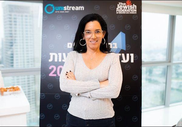 """יסמין לוקץ', מייסדת ומנכ""""לית ICON. צילום: Oart_tlv"""