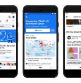 """כמענה לתופעת המידע השגוי – פייסבוק השיקה """"מרכז מידע על הקורונה"""""""