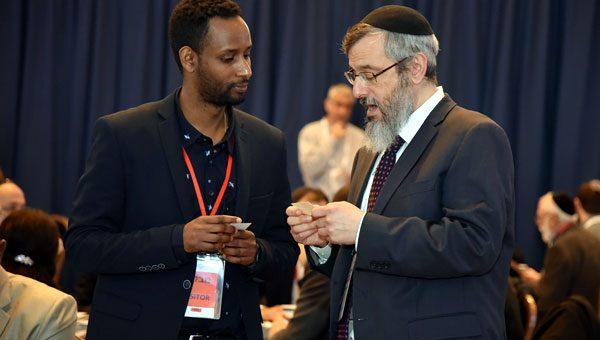 סטארט-אפיסטים חרדים נפגשו עם דיפלומטים שמשרתים בישראל