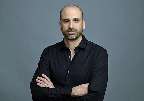 """אפי כהן, מנכ""""ל מרכז המחקר והפיתוח של סיילספורס ישראל. צילום: יונתן בלום"""