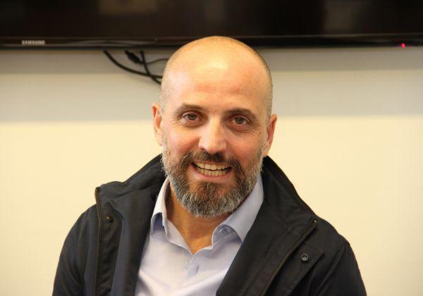 """שי גוטמן, סמנכ""""ל טכנולוגיות וחדשנות ב-UPS ישראל. צילום: יניב פאר"""