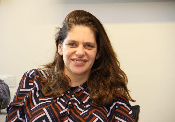 טניה שמואל, מובילת תחום האנליטיקה וה-BI בחברת נס. צילום: יניב פאר