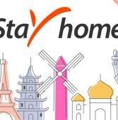 בגלל הקורונה: חברות היי-טק קוראות להישאר בבית