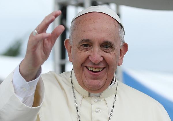 האפיפיור פרנציסקוס. צילום: וויקיפדיה