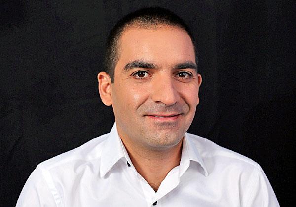 עמי סוויסה , ארכיטקט פתרונות בכיר בספלאנק. צילום: א. דאלי