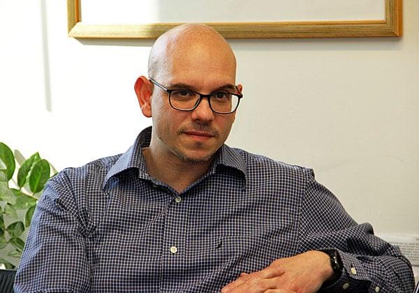 אורן אריאל, מנהל לקוחות אינפורמטיקה בקבוצת אמן. צילום: יניב פאר