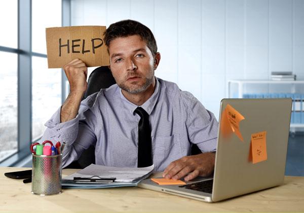 """כמה עצות למנמ""""ר המודאג ממשבר הקורונה. צילום אילוסטרציה: BigStock"""