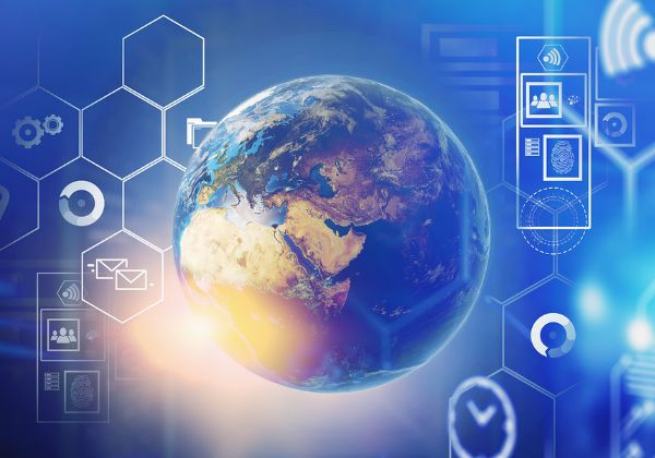 האם הטכנולוגיה המתקדמת תציל את כדור הארץ מהמגיפה? אילוסטרציה: BigStock