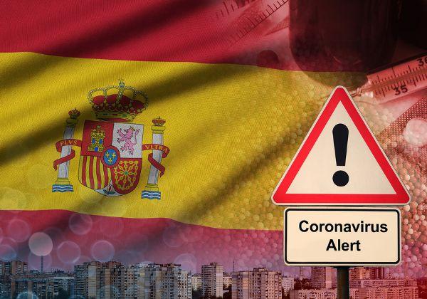 מגיפת הקורונה מכה בספרד. אילוסטרציה: BigStock