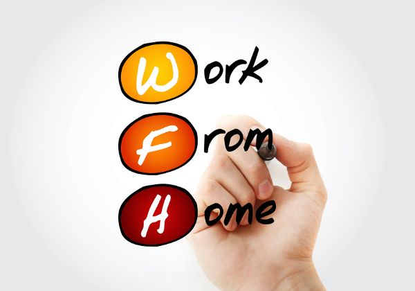 שנת העבודה מהבית, או, בקיצור, WFH. צילום אילוסטרציה: BigStock