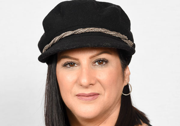 דנה אוחיון, מנהלת יחידת פתרונות אבטחה ביבמ ישראל. צילום: כפיר סיון