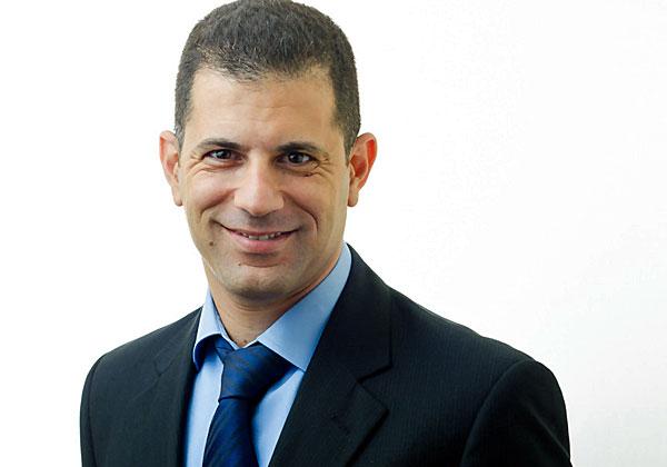 אוהד מימון, סמנכ''ל אסטרטגיה ופיתוח עסקי במקס. צילום: תומר יעקובסון