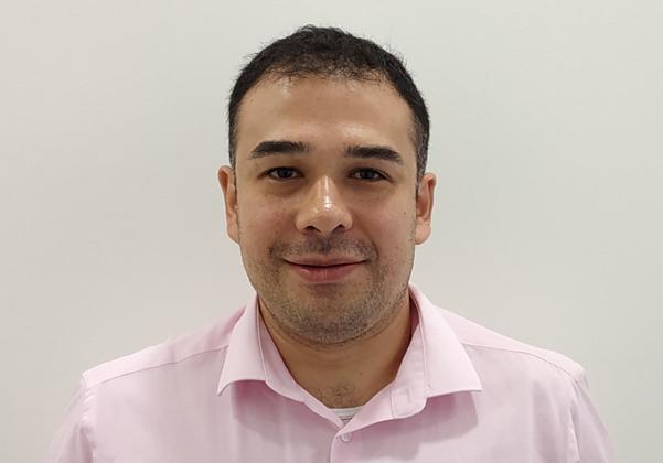 אלחננדרו אסטרדה גמבואה, מנהל מכירות אזורי, סונוטייפ. צילום: צבי קצבורג