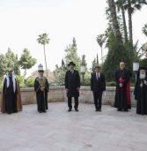 ביוזמת בכיר היי-טק: תפילה רב דתית נגד האנטישמיות