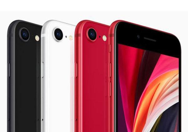 """ה-iPhone SE החדש. צילום: יח""""צ"""