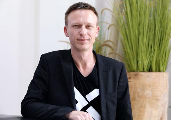 אופיר רום, מהנדס מערכות שותפים עסקיים בנוטניקס ישראל. צילום: ניב קנטור