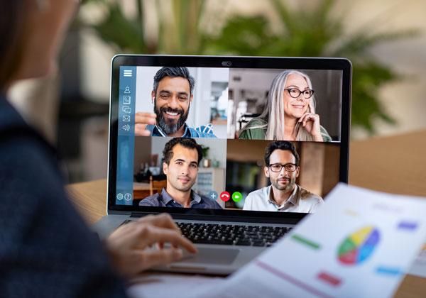פגישות עבודה בעידן המשבר. צילום אילוסטרציה: BigStock