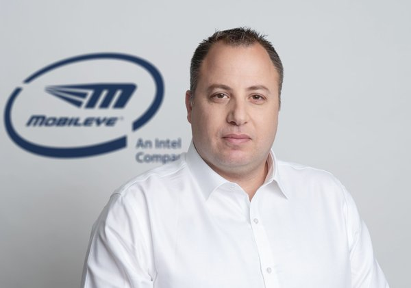 """גיל איילון, מנהל אזור EMEA, מובילאיי. צילום: יח""""צ מובילאיי"""
