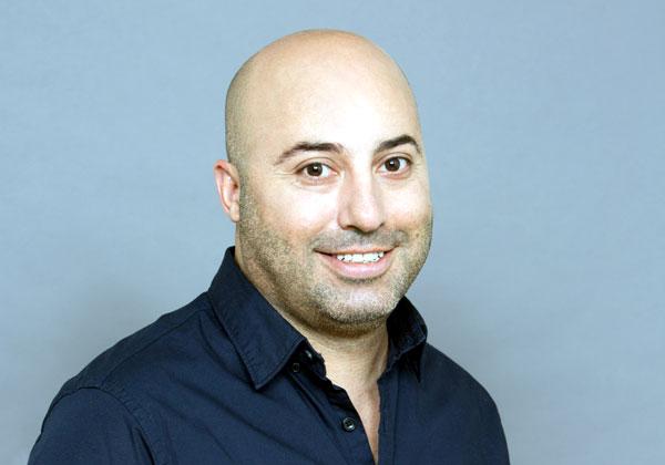 """ניר בר נתן, מנהל מערכות מידע ותשתיות ומנהל פעילות הסייבר ב-SQLink. צילום: יח""""צ"""