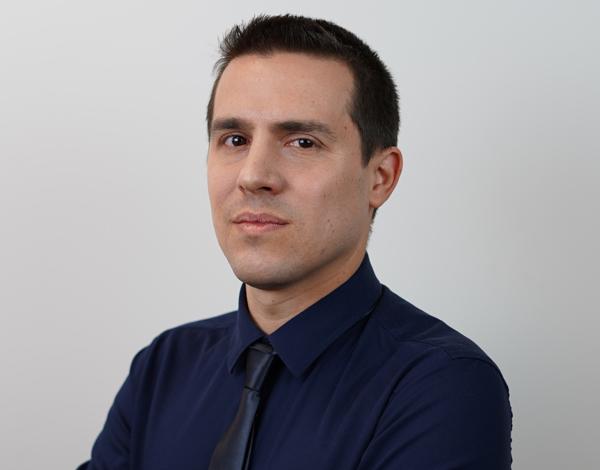 """עומר דמבינסקי, מנהל מחקר נתונים, חטיבת הסייבר, צ'ק פוינט. צילום: יח""""צ"""