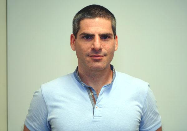 """חיים דונין, סמנכ""""ל מכירות ופיתוח עסקי ב-ביקוניקס. צילום: אורי אלון"""