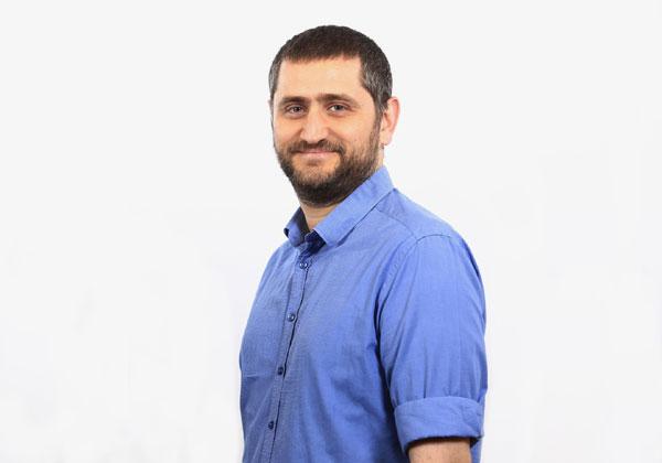 דרור פלדברג, מנהל פתרונות HCM וחוויית עובד בסאפ ישראל. צילום: פביאן קולדרוף