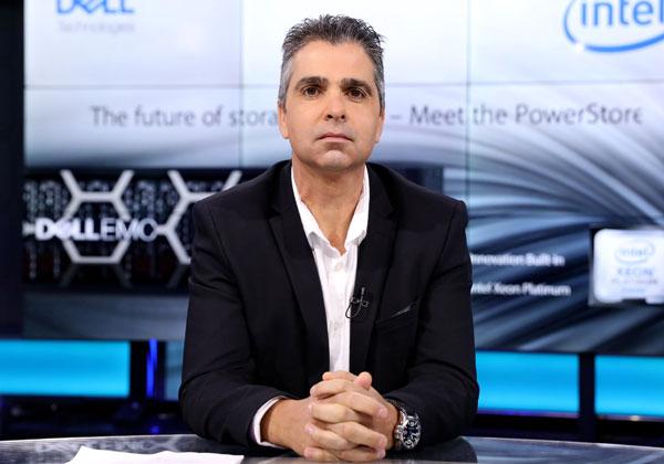 """ליאור פוני, מנכ""""ל דל טכנולוגיות ישראל. צילום: ניב קנטור"""