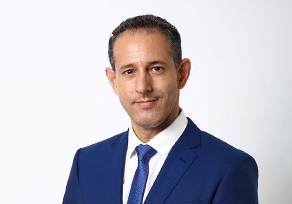 אורן אלימלך, מנהל אבטחת המידע בבנק הדיגיטלי הראשון, שנמצא בהקמה. צילום: דודי דיין