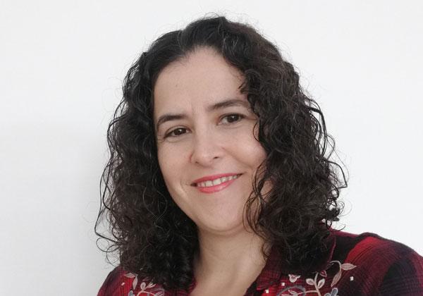 """מרינה גרצ'וחין, מהנדסת תוכנה בכירה במחלקת הפיתוח של פרימטר איקס. צילום: יח""""צ"""