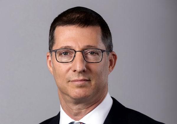 """שרון רייך, משנה למנכ""""ל ומנהל אגף הפיננסים באיילון חברה לביטוח. צילום: אייל גזיאל"""