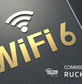 ראקאס נטוורקס מובילה את מהפכת ה-Wi-Fi6