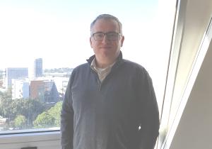 """ואדים מלקין, ראש תחום מחשוב עתיר ביצועים בענף תשתיות המחשוב באגף מערכות המידע במכון ויצמן. צילום: יח""""צ"""
