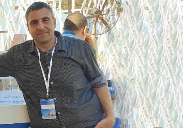 אושרי דהן, מנהל תחום 365 ב-CloudEdge. צילום פרטי