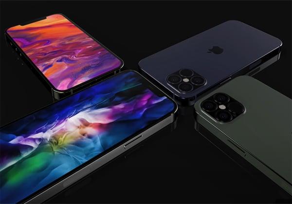 כך נראה ה-iPhone 12 לפי אחת ההדלפות