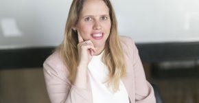 """מיכל מאירי, מנכ״לית ומייסדת שותפה של אגמון. צילום: יח""""צ"""