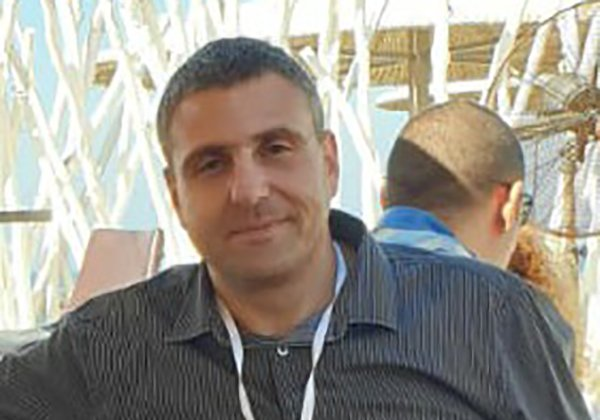 אושרי דהן, מייסד משותף ומנהל תחום 365 ב-CloudEdge. צילום: אריאל מונפו