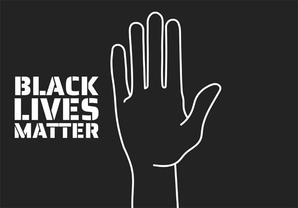 חיי השחורים נחשבים - סיסמת המחאה בארצות הברית. מקור: BigStock