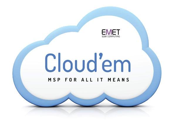 Cloud'em, חברת הענן של אמת מיחשוב