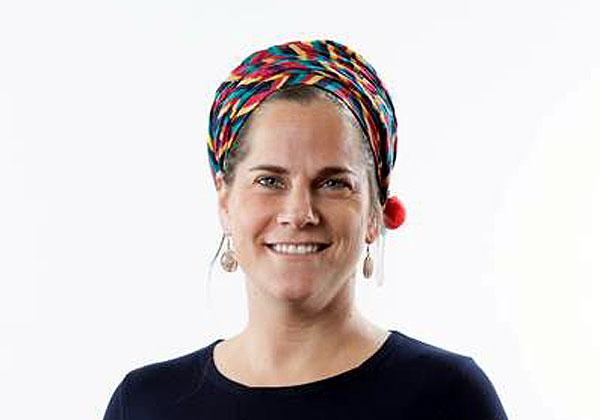 """שינט בר-לבב, מנהלת דסק תוכניות לישראל ואמריקה הלטינית של מכבי העולמית. צילום: יח""""צ"""