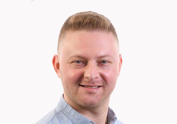 """אלי לוין, מנכ""""ל ומייסד חברת Elpc Networks. צילום: משה בן טובים"""