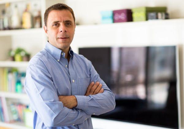 """משה אסרף, מנהל מכירות אזורי בכיר לרשתות ענן ואבטחת מידע, VMware ישראל. צילום: יח""""צ"""