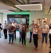 שניידר אלקטריק – משרדים חדשים עם הרבה אנרגיה