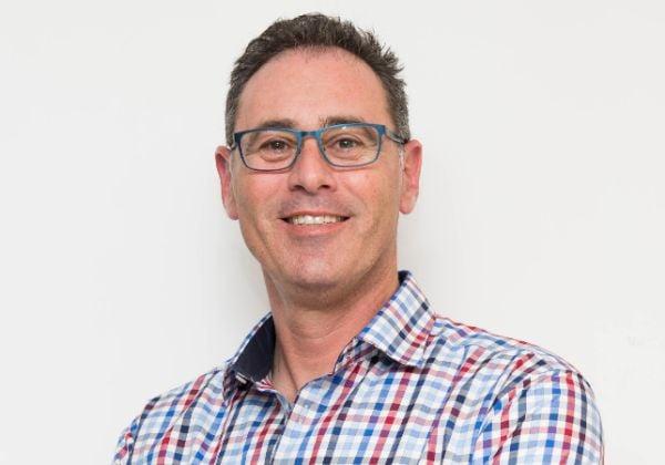 """גיל פרשקר, מנהל ההשקעות בישראל, Singtel Innov8. צילום: יח""""צ"""
