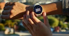 """שעון כושר חכם של גארמין. צילום: יח""""צ"""