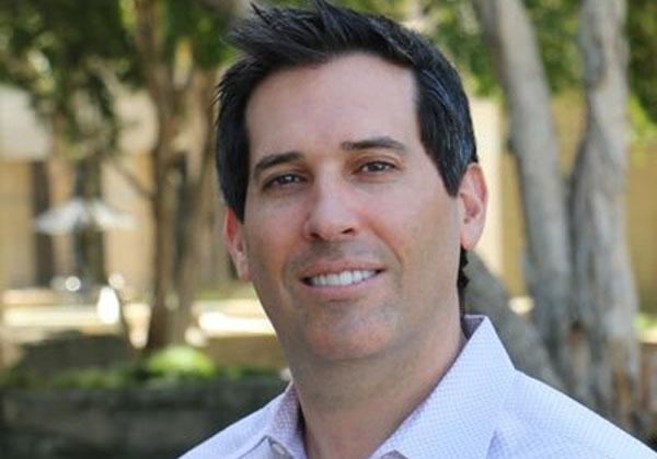 """ג'ף אהרון, סמנכ""""ל שיווק לארגונים בג'וניפר נטוורקס. צילום: יח""""צ"""
