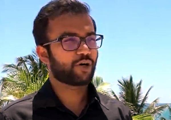 """פרשנטו קוצ'וורה, מנהל המוצר בטריליו. צילום: יח""""צ"""