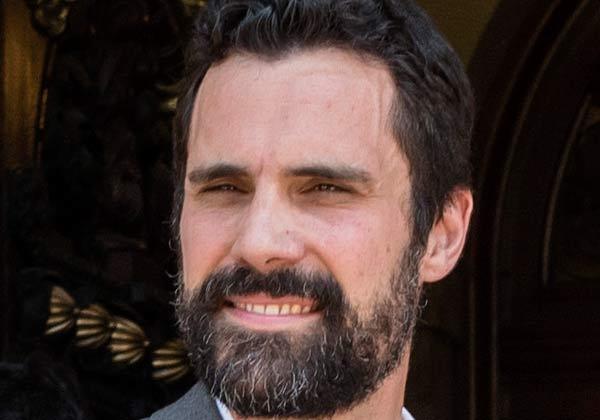 """רוג'ר טורנט, יו""""ר הפרלמנט האזורי הקטלוני. צילום: אומניום קולטורל, מתוך ויקיפדיה"""